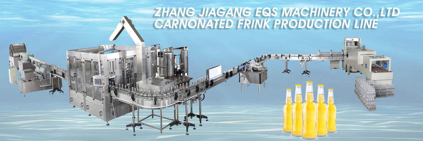 China best Carbonated Drink Filling Machine on sales