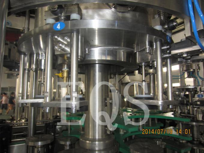 500BPH 304 Stainless Steel Bottle Beer Filling Machine with Twist Off Cap