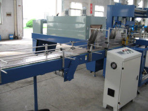 Fully - auto PP PE Shrink Film packaging Machine 15KW / h 600mm width