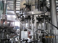 China 3 In 1 Small Capacity Automatic Beer Filling Machine , 300Bph - 500Bph Beer Bottling Machine company