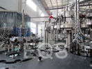 China 330ml - 2000ml Glass Bottle Brew Beer Filling Machine 1000BPH Including Vacuum Pump distributor