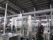 China Hot Tea 8000Bph Monoblock Liquid Filling Machine With PLC Control distributor