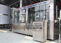 China Pure Water Production Line 20000 Bottles Per Hour With 40 Filling Heads company