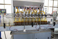 5L PET Bottle Automatic Oil Filling Machine 4.5KW 1000 Bottle Per Hour