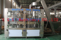 Juice / Tea Monoblock Hot Filling Machine