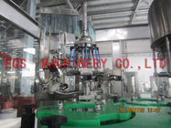 750ML Bottle Wine Automatic Washing Filling Capping Machine For Vodka / Vhisky