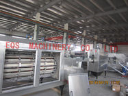 Fully Automatic Recycling Cylindrical Bottle Washing Equipment 6000Bottle / Hour