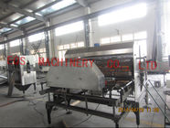 9.72Kw Automatic Glass Bottle Washing Machine With 8M Length Bottle Conveyer