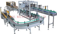 24 PET Bottles Per Carton Automatic Packing Machine EQS-X15 CE ISO Certificated