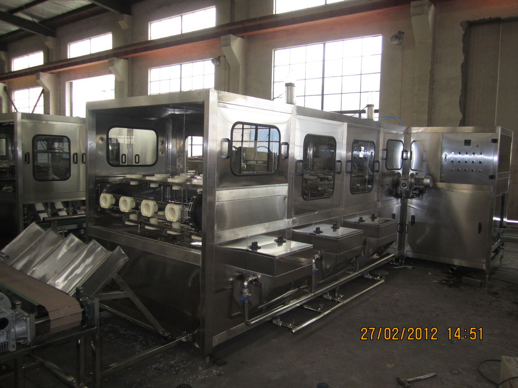 600 Barrels / Hour 5 Gallon Filling Machine With One Filling Head CE Approved