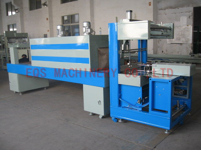 Semi Automatic Film Heat Shrink Packaging Machine / Shrink Film Wrapping Machine