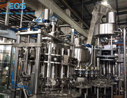 ISO Certificated Pulp Juice Filling Machine ,SUS304 Hot Filling Machine 6000BPH
