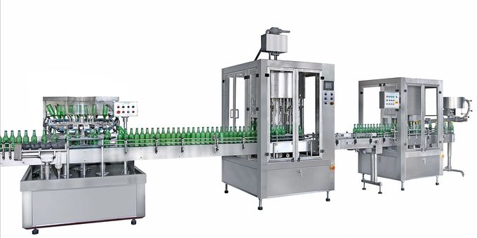 12 Heads Lubricating Oil Automatic Filling Machine , Engine Oil Packaging Machine